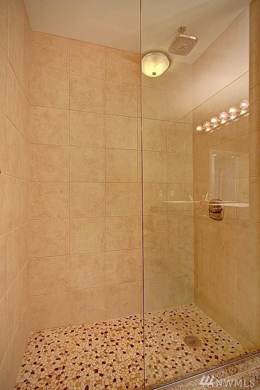 Downtown Bellevue Condo-Walk In shower