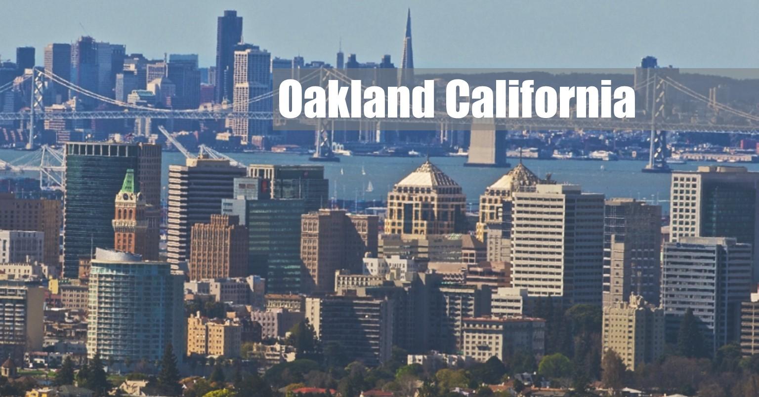 Oakland California Real Estate Market Report - Jason Wheeler Realtor