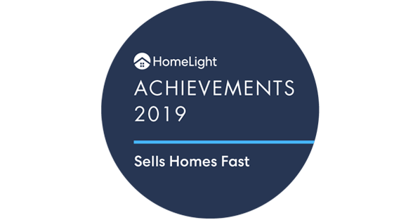 2019 Homelight Achievement Award