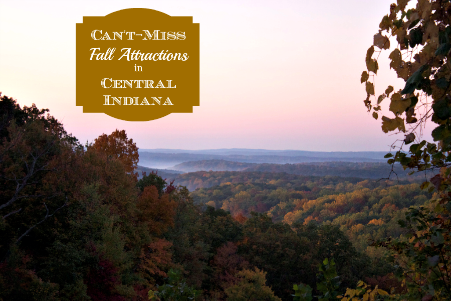 Can't-Miss Fall Attractions in Central Indiana