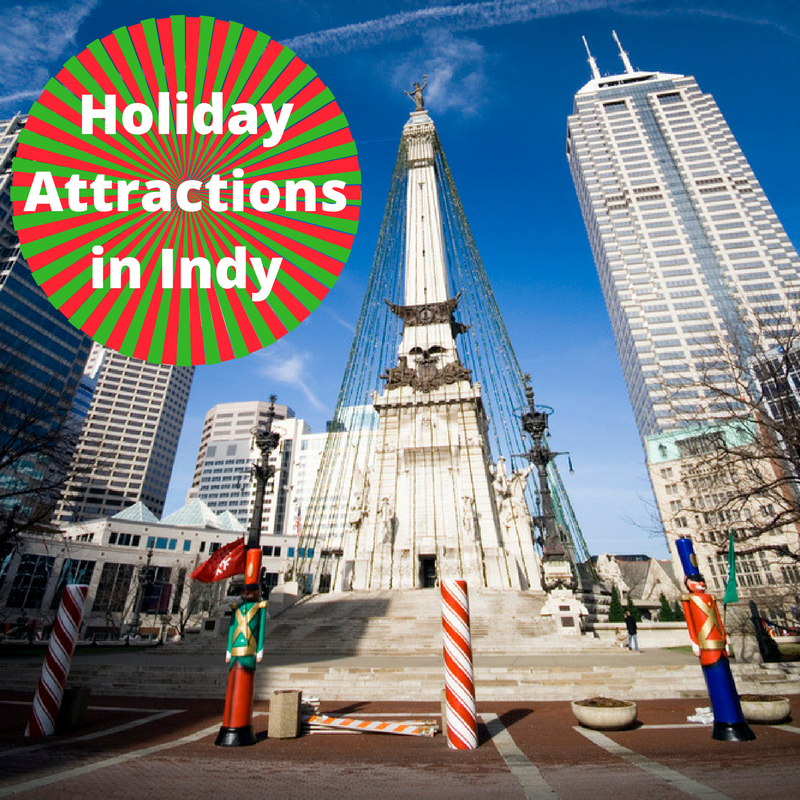 Holiday Attractions Indianapolis