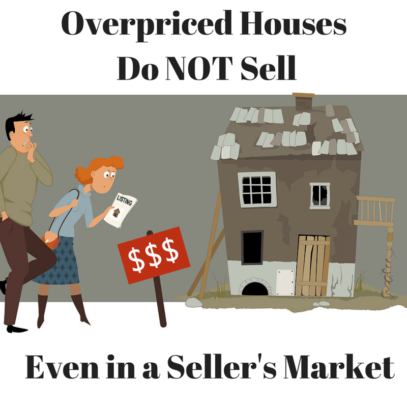 Selling a house in a seller's market: What you need to know