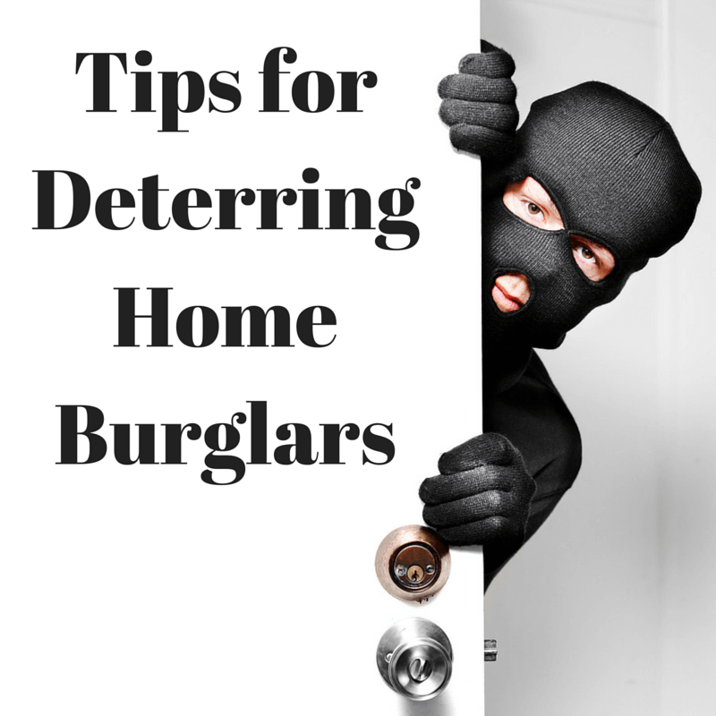 How to Deter Home Burglars