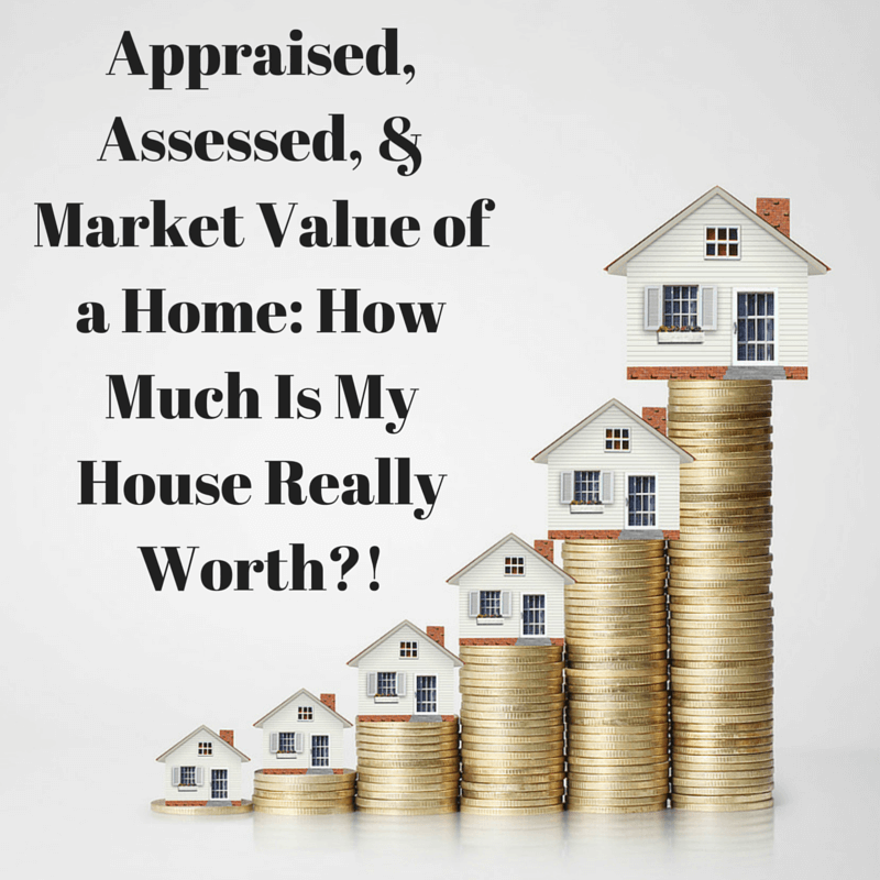 How Much Is My Home Really Worth?