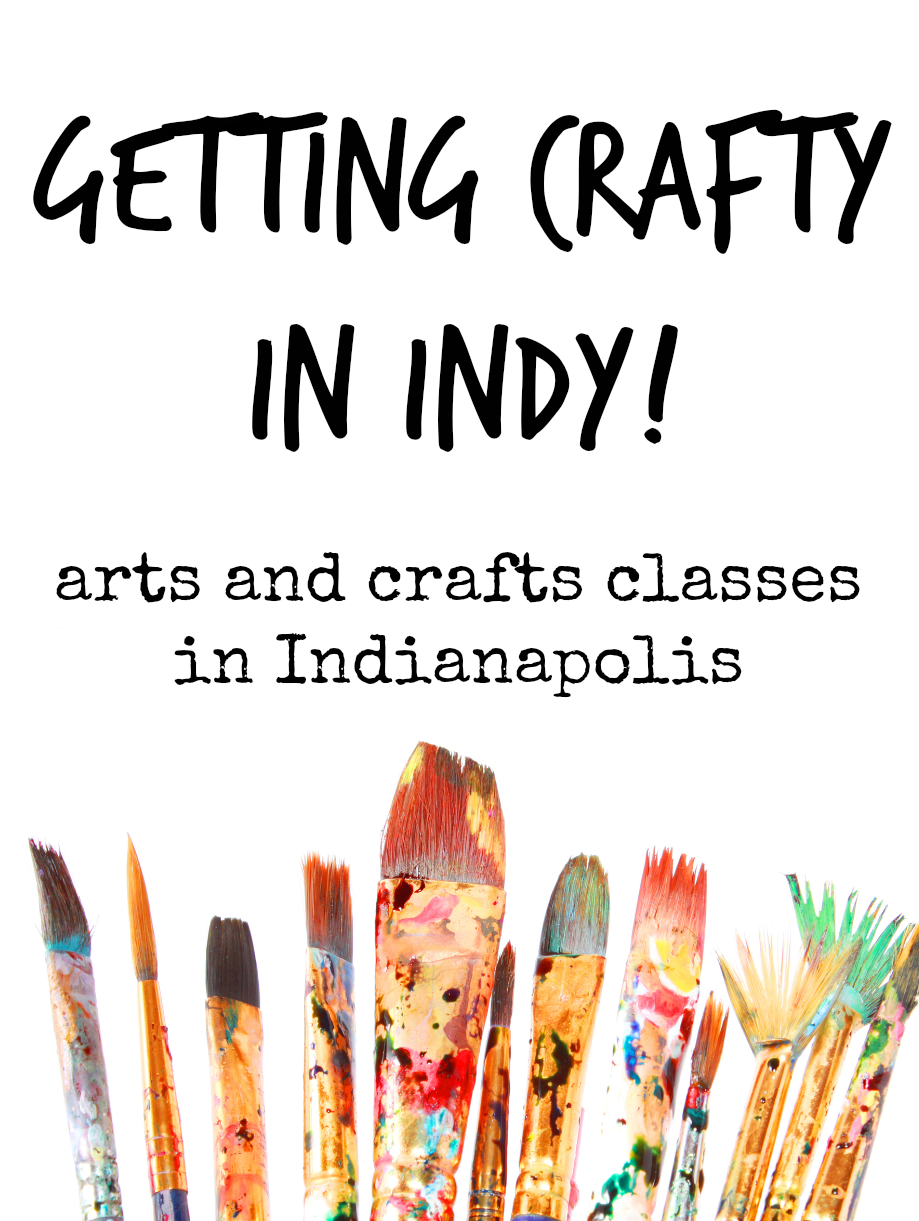 Getting Crafty In Indianapolis