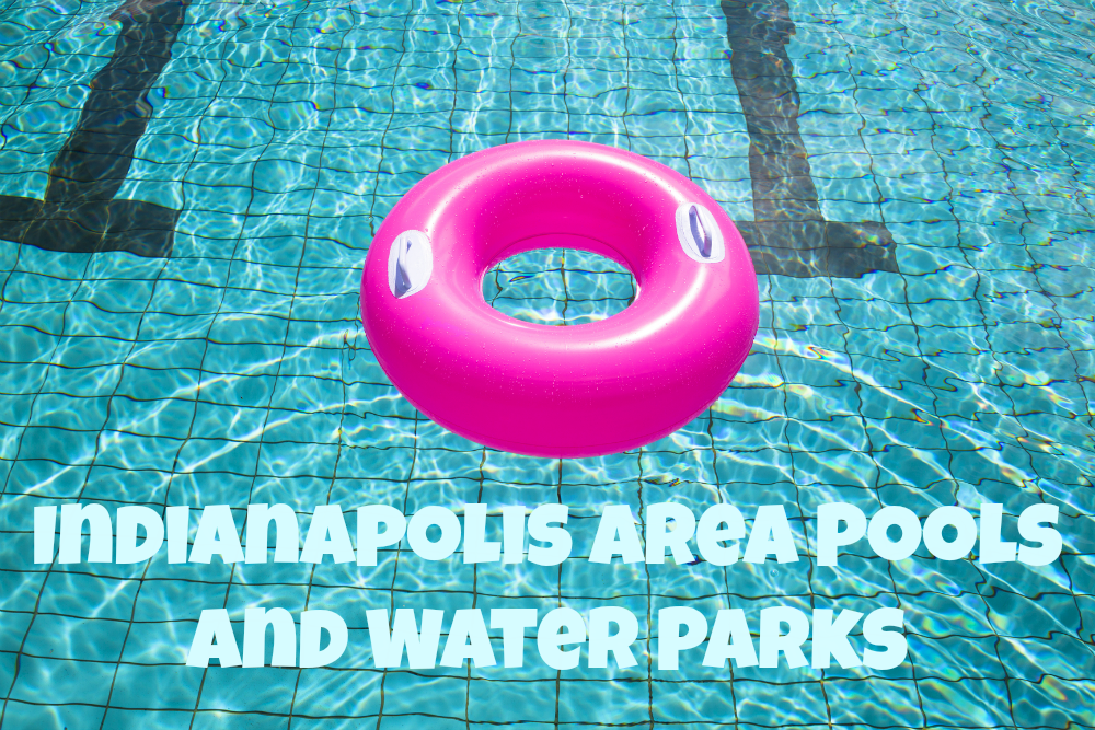 Indianapolis Public Pools and Water Parks