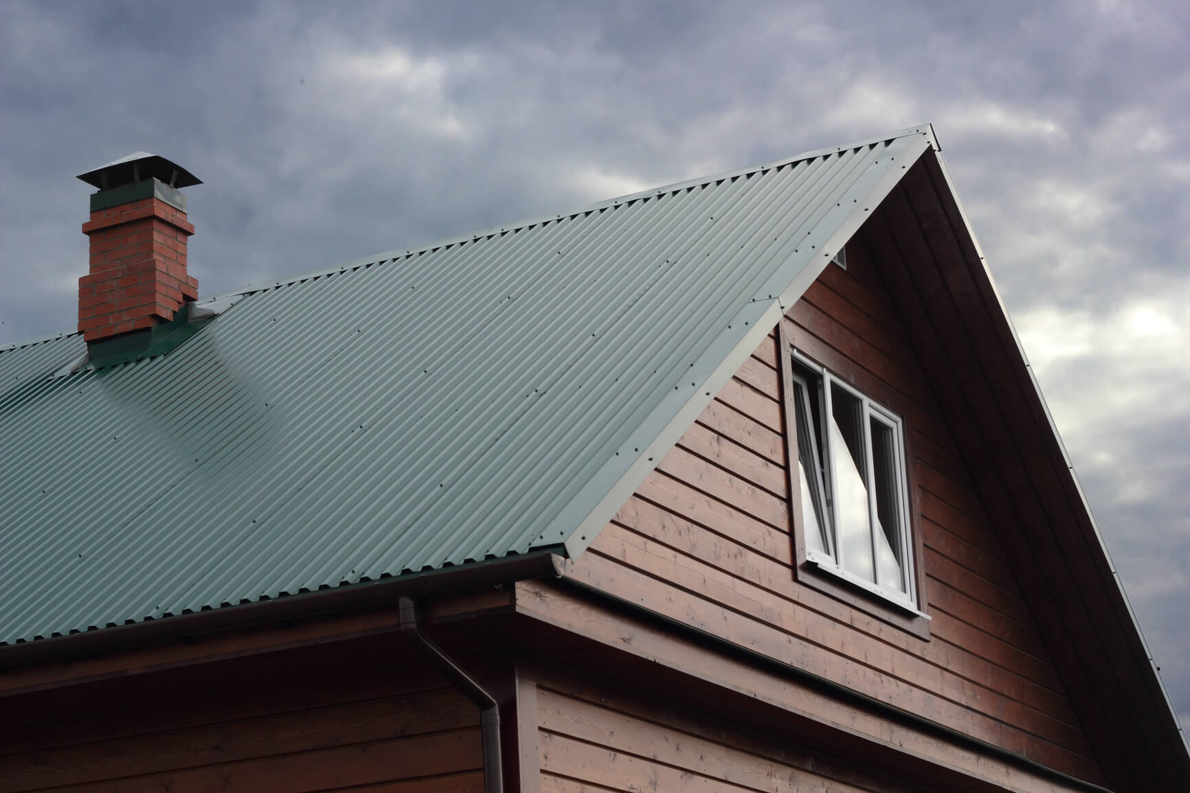 Roofing Material: Is a metal roof right for my house?