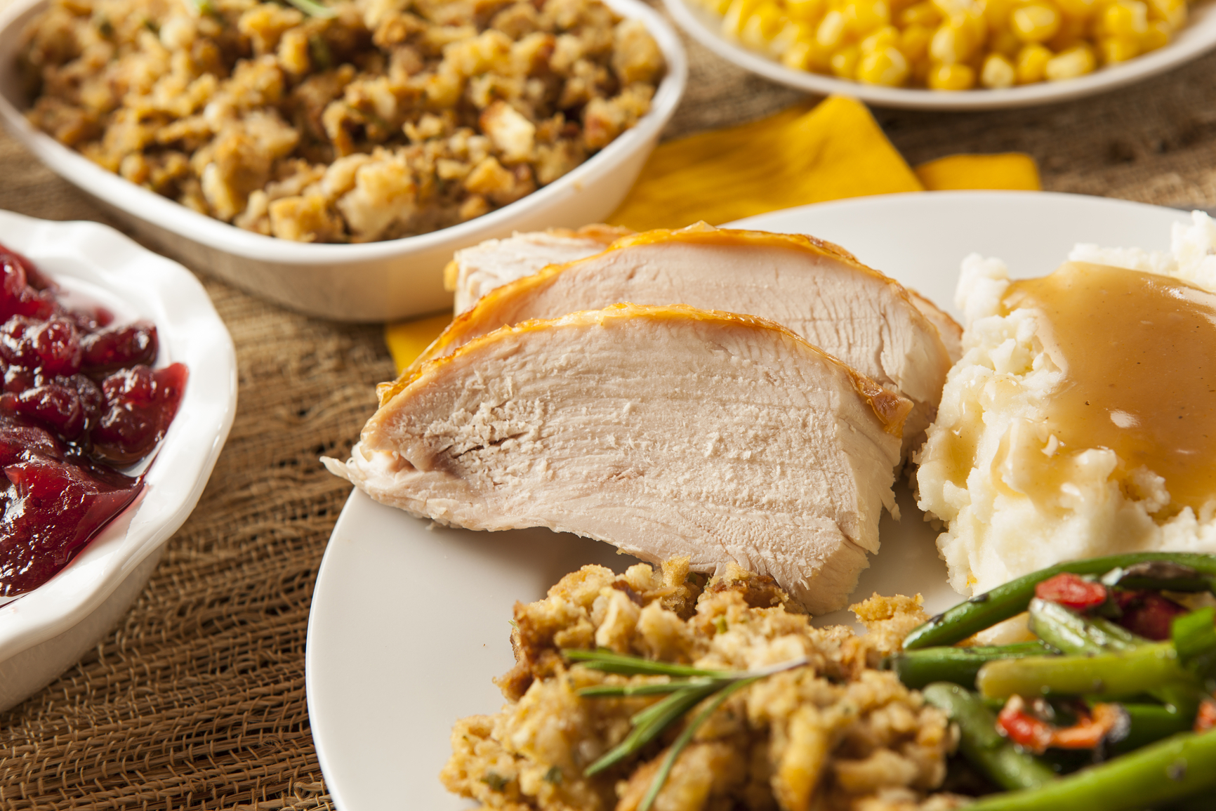 Preparing Your Home for the Thanksgiving Feast