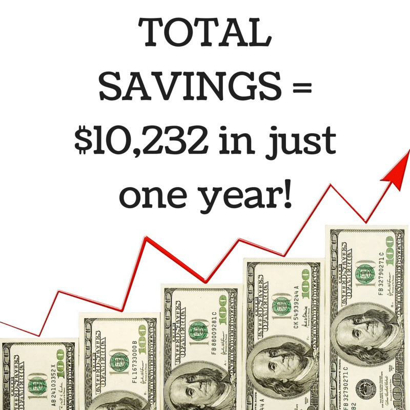 How to Save $10,000 for a Down Payment in One Year!