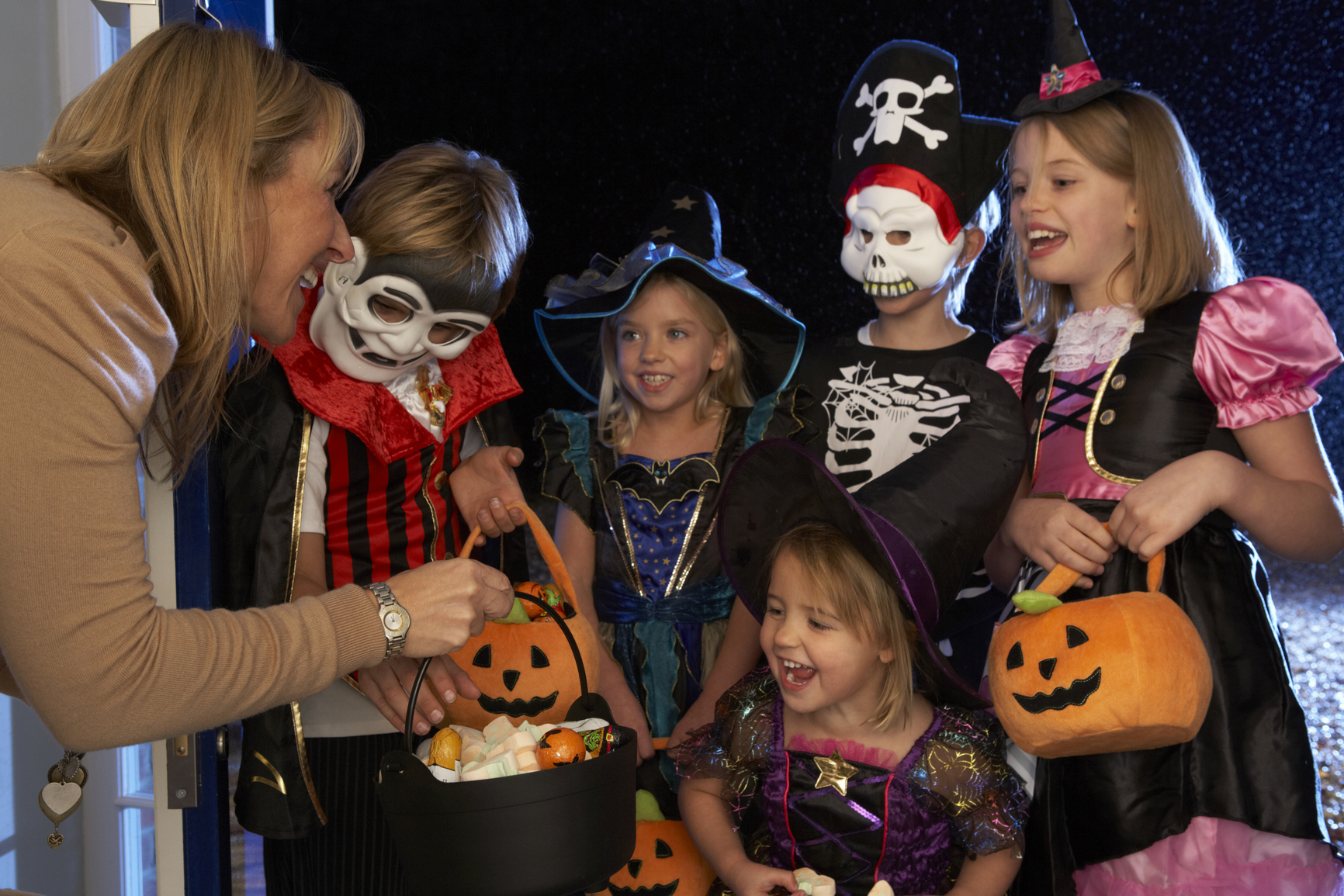 How To Prepare Your Home for Trick-or-Treaters
