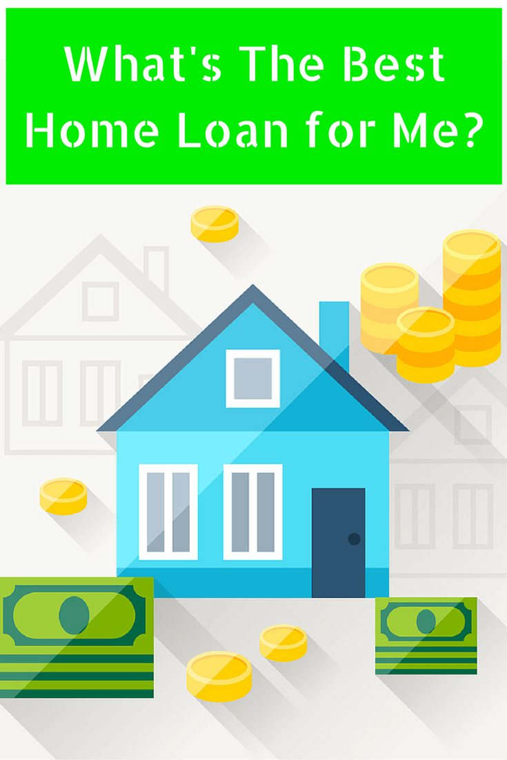 What's the Best Home Loan for Me?