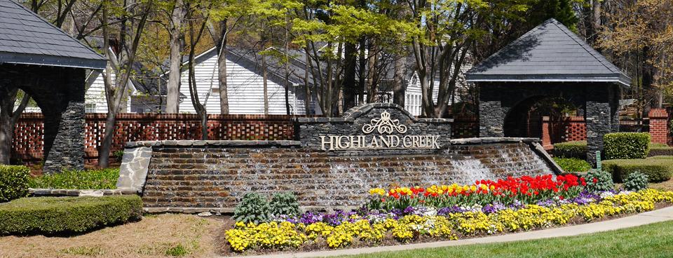 Highland Creek Neighborhood Real Estate Charlotte Nc