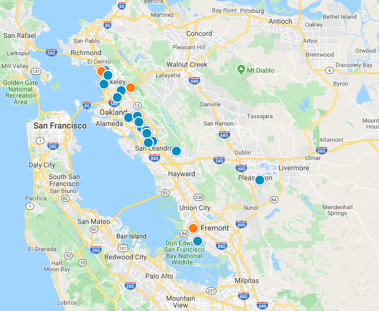 Alameda County Real Estate Map Search