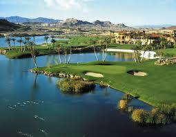 Lake Las Vegas Golf Course