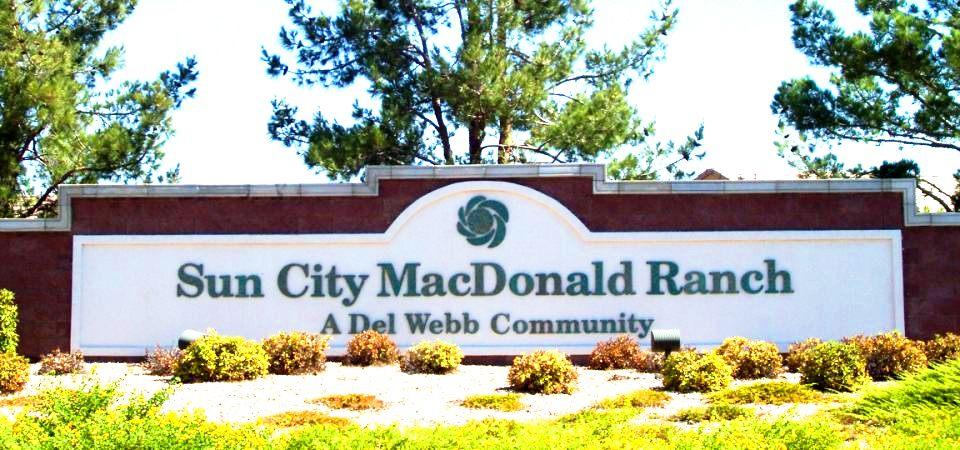 Sun City MacDonald Ranch