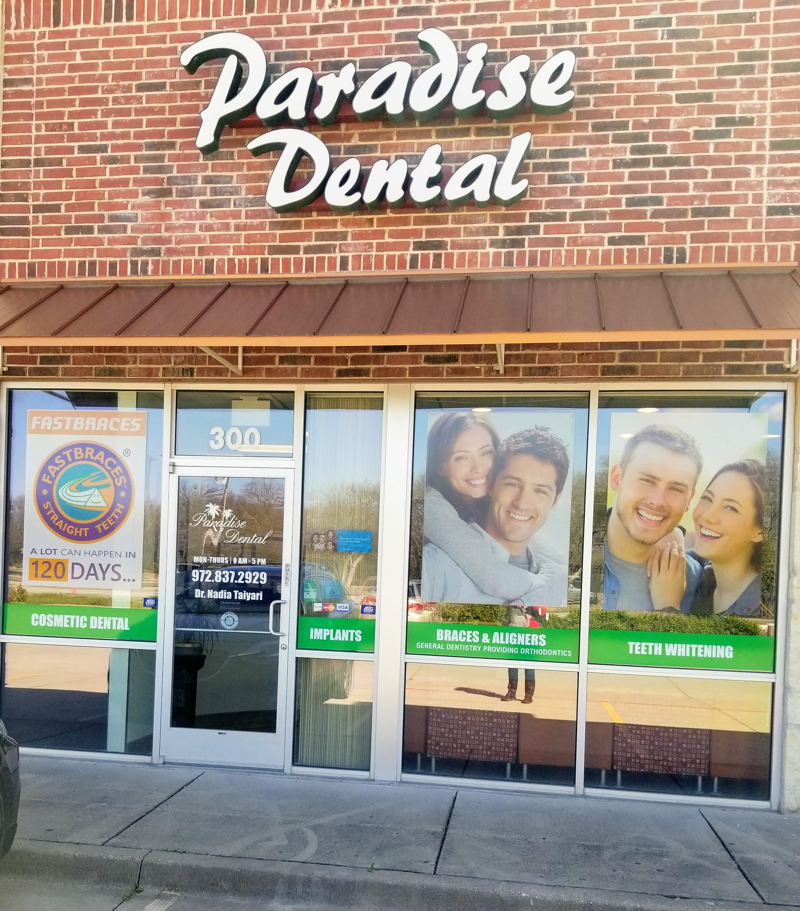 Paradise Dental | Worth Realty Team