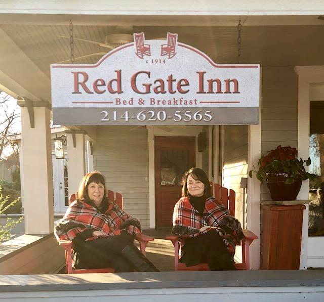 Relax at the Red Gate Inn