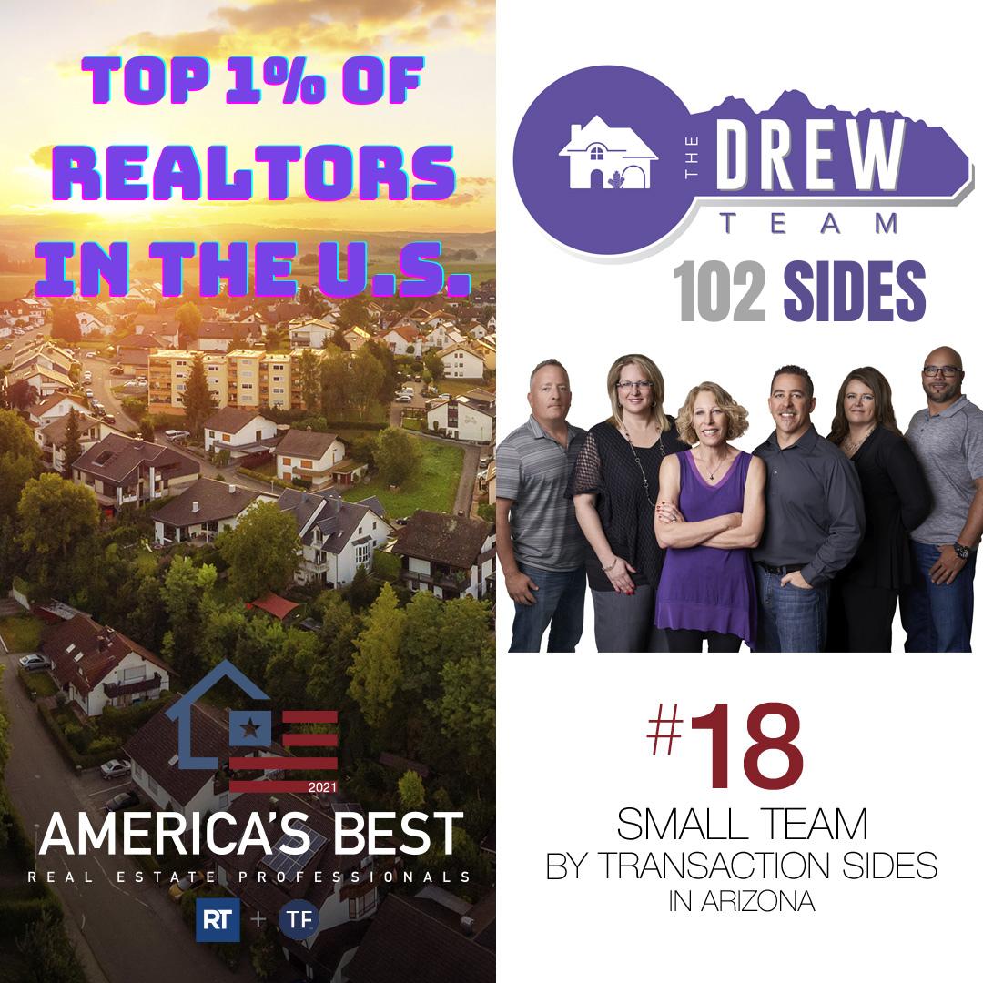 The Drew Team America's Best real estate team