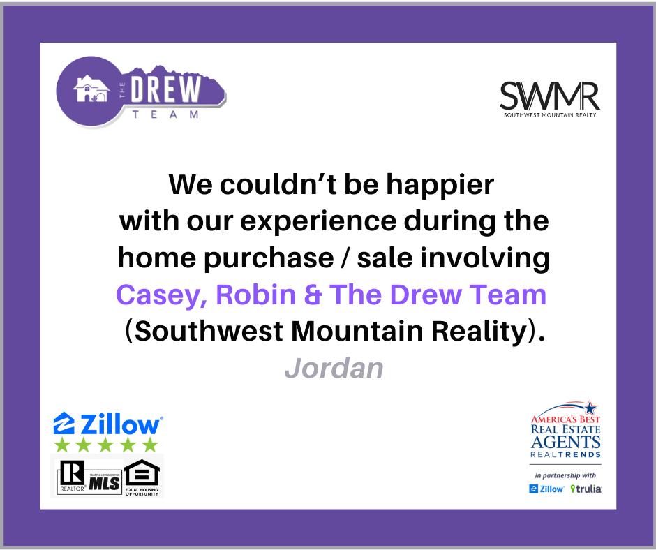 Casey Hurlburt Robin Drew The Drew Team real estate home sales