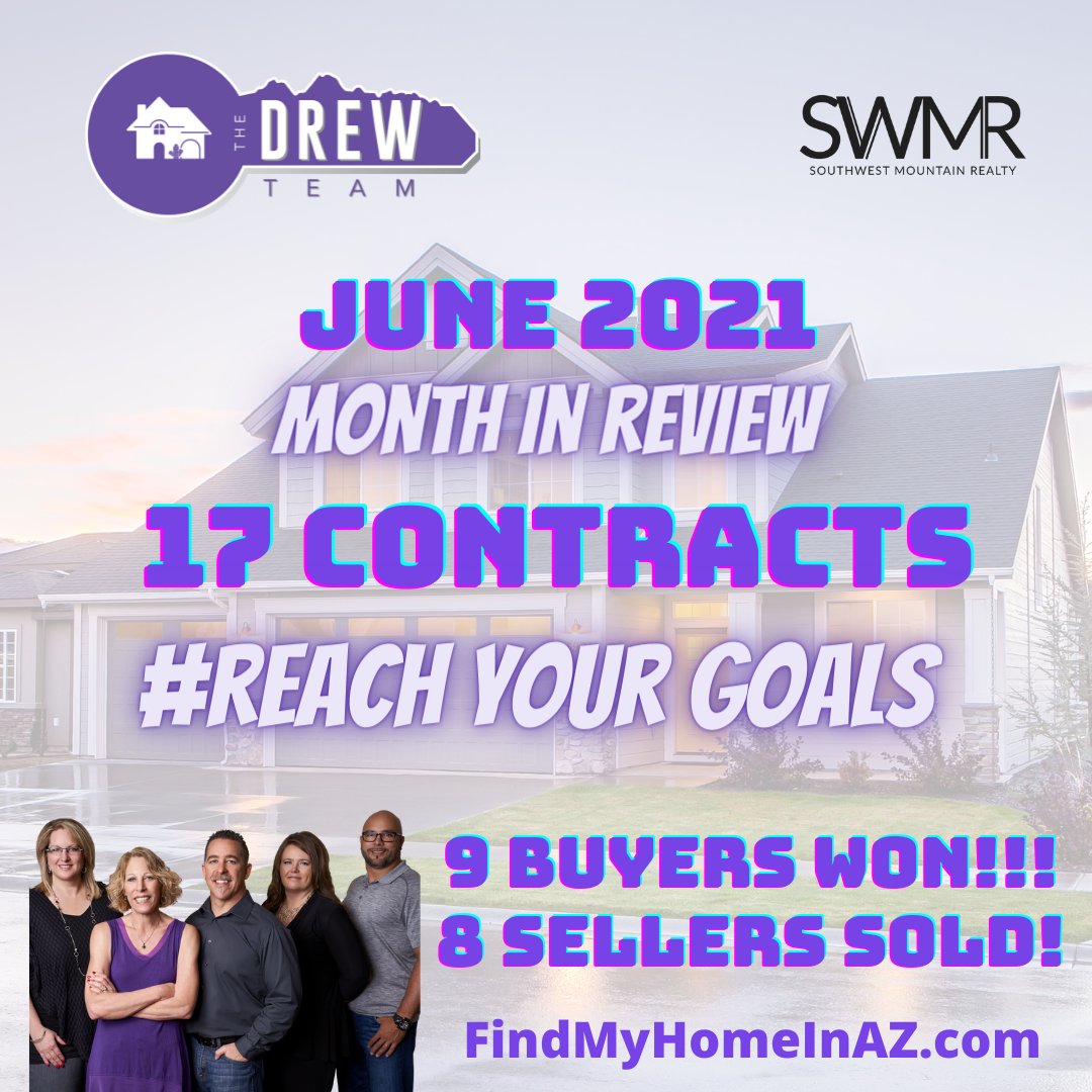 The Drew Team Winning in a competitive Market