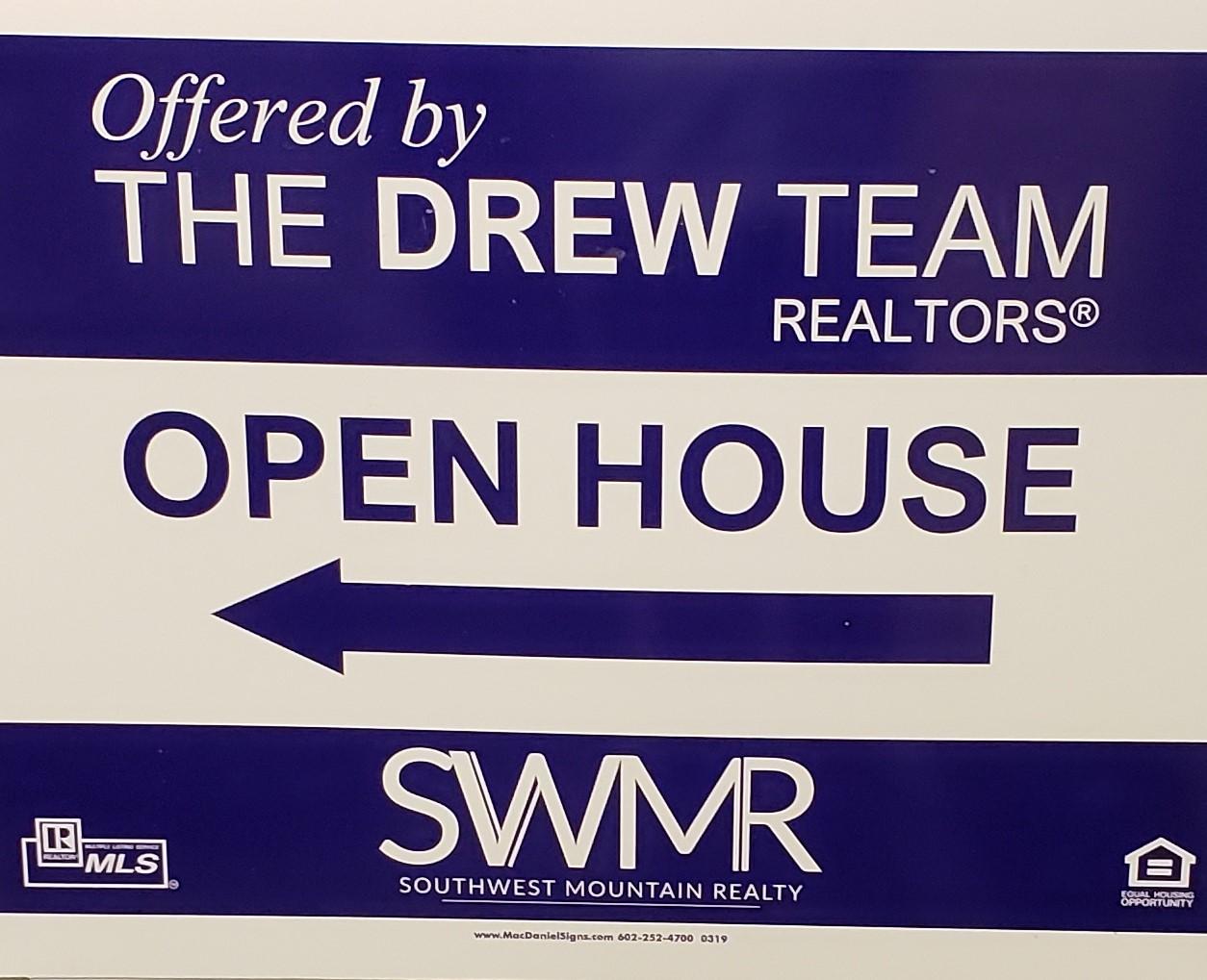 The Drew Team Open House Home Sales Queen Creek