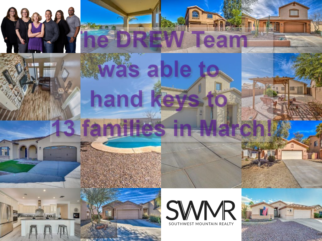 The Drew Team Serving Families Buy Sell Homes