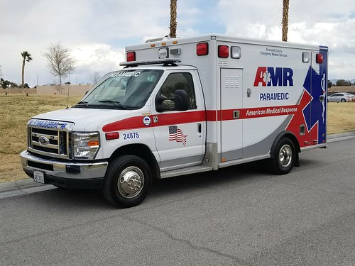 EMT and Ambulance The Drew Team