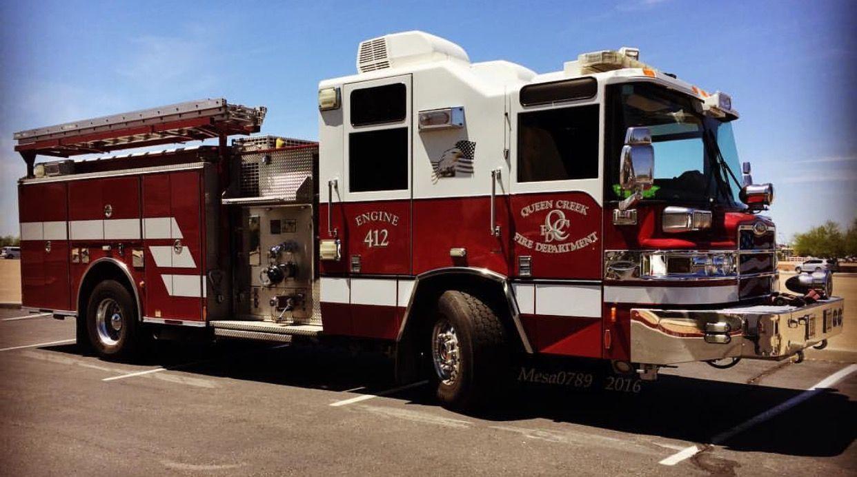 Queen Creek Fire Dept The Drew Team