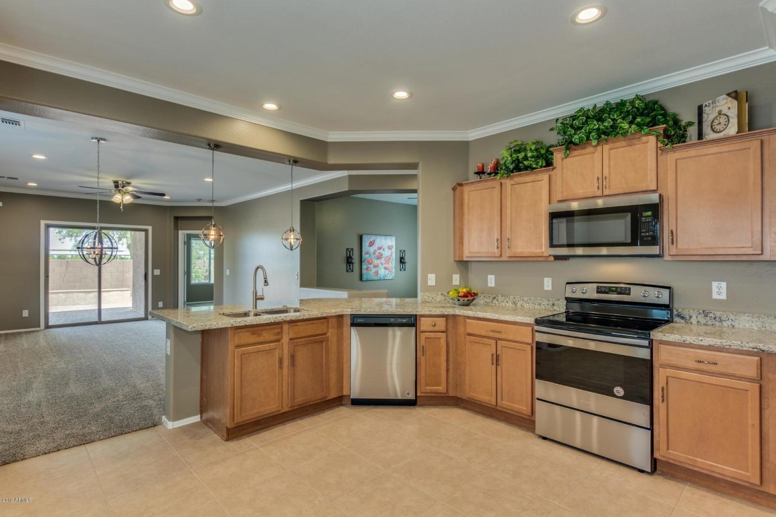 homes sold queen creek family drew team