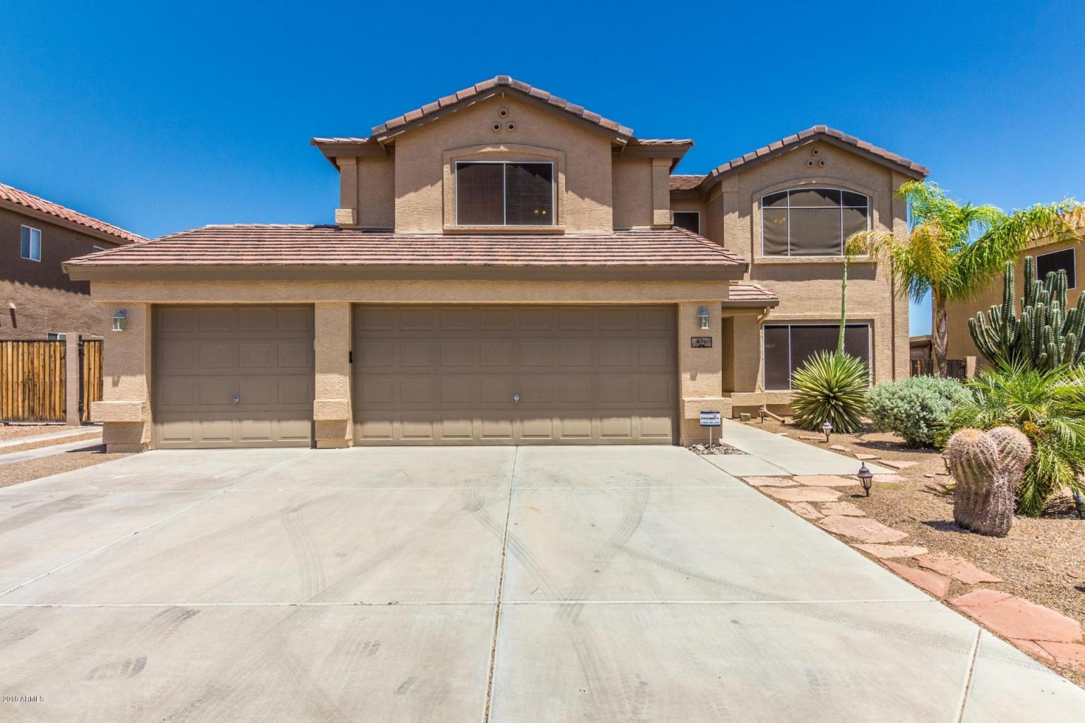 The Drew Team sells San Tan Valley