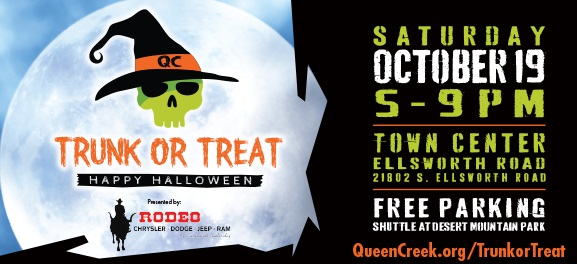 Trunk or Treat with The Drew Team in Queen Creek