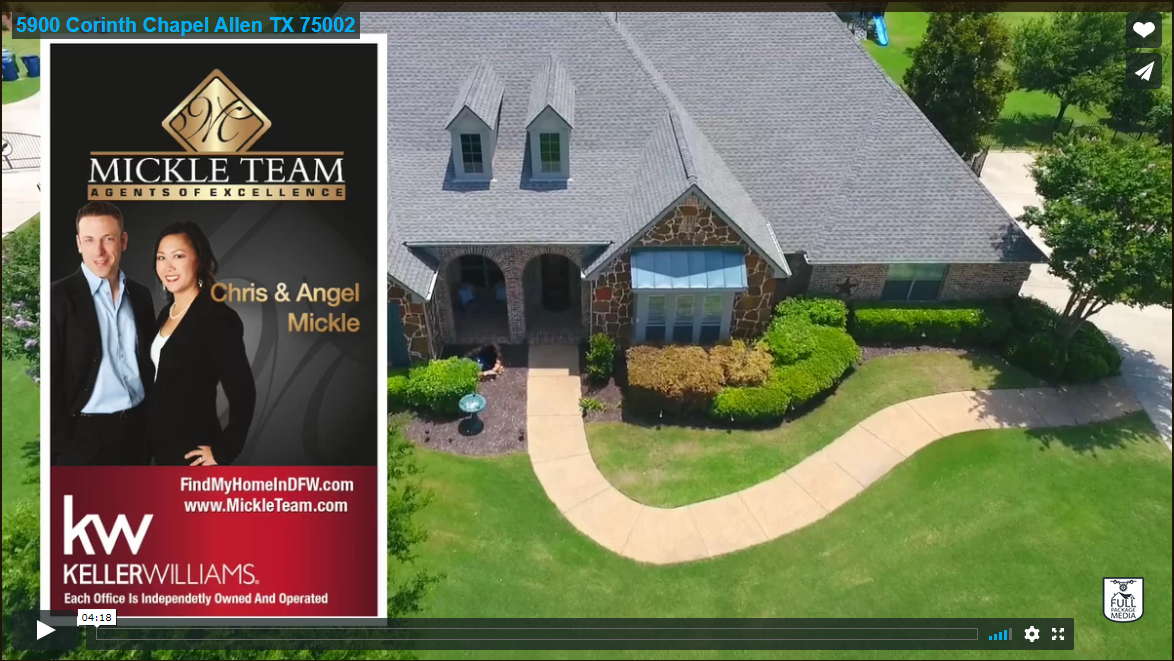 Custom Website, Walk through, and Aerial Video