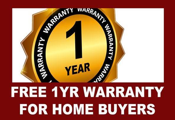 Free Home Warranty