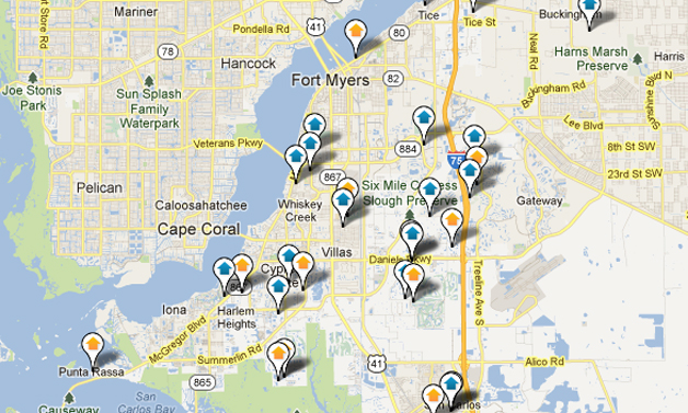 Fort Myers Home Search