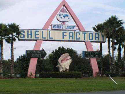 North Fort Myers Shell Factory