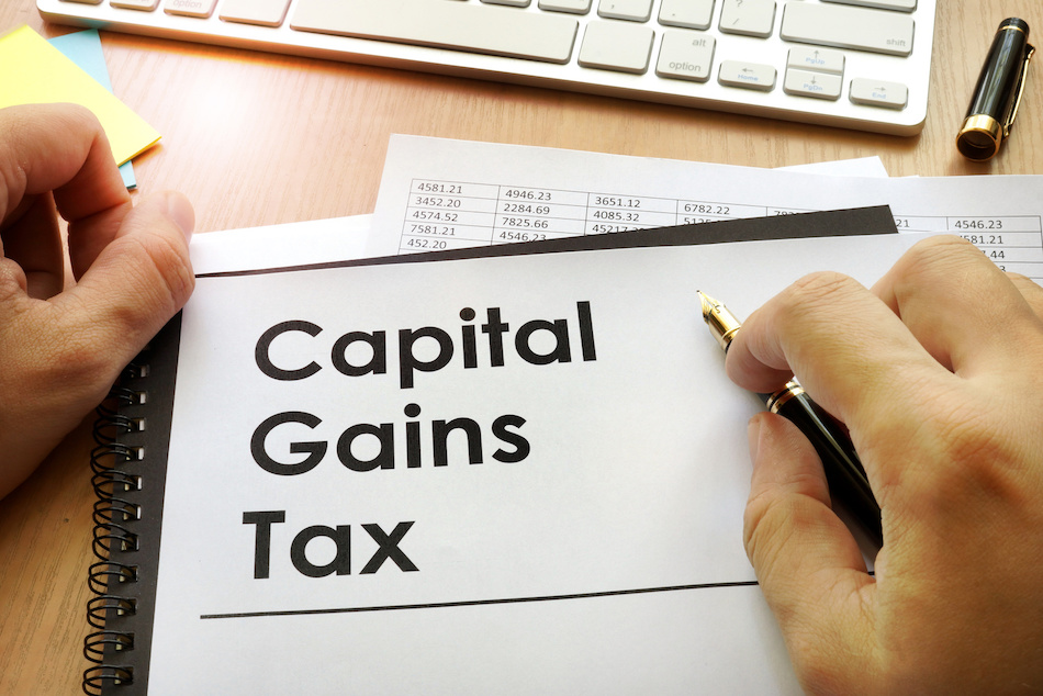 About Paying Capital Gains on the Sale of a Home