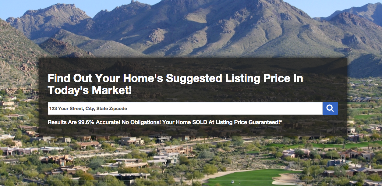 Get Your Arizona Home Value