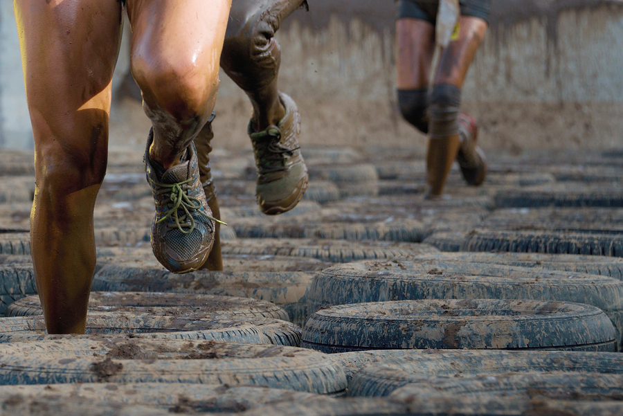 Live in Scottsdale and go to the mud race.