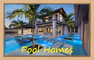 Pool Homes Search Tab