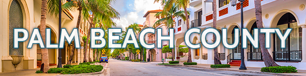 Palm Beach County Homes for Sale