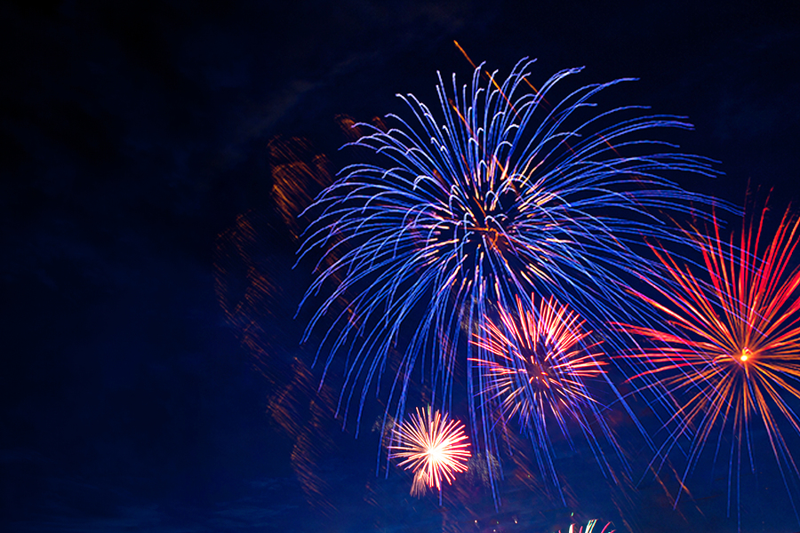 Celebrate July 4th on Port St. Lucie real estate.