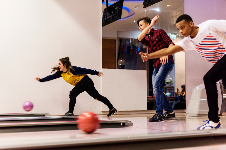 Go bowling on Port St. Lucie property at Superplay USA.