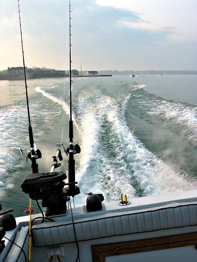 Go fishing near your Port St. Lucie home.