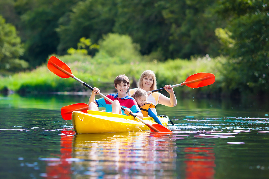Go kayaking near your Port St. Lucie home.