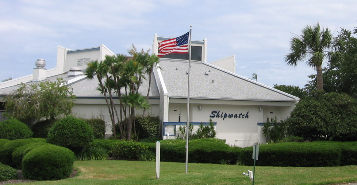 Shipwatch main clubhouse