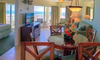 Living room - Sunset Vistas condo-hotel