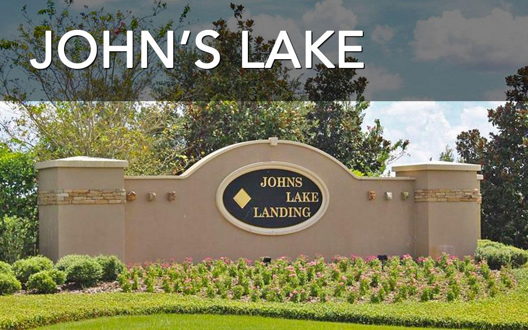 John's Lake Clermont