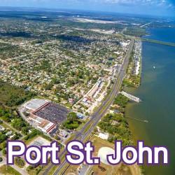 Port St John Florida Homes for Sale