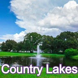 Country Lakes Florida Homes for Sale