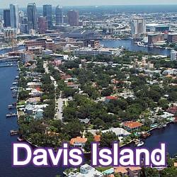 Davis Island Florida Homes for Sale